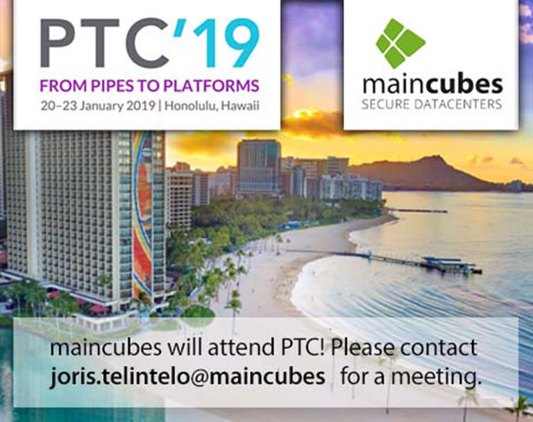 maincubes join PTC19