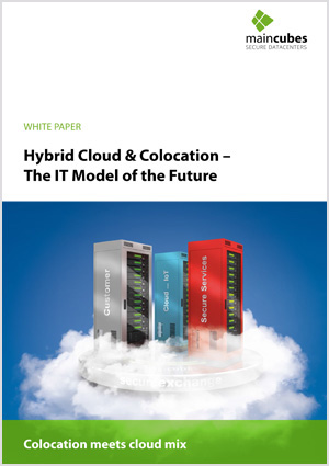 maincubes Whitepaper Hybrid cloud & colocation – the IT model of the future
