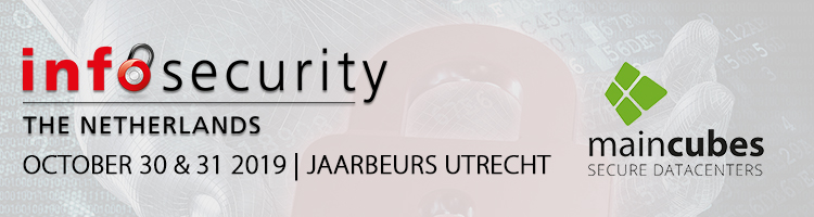Infosecurity Event Utrecht Oktober 2019