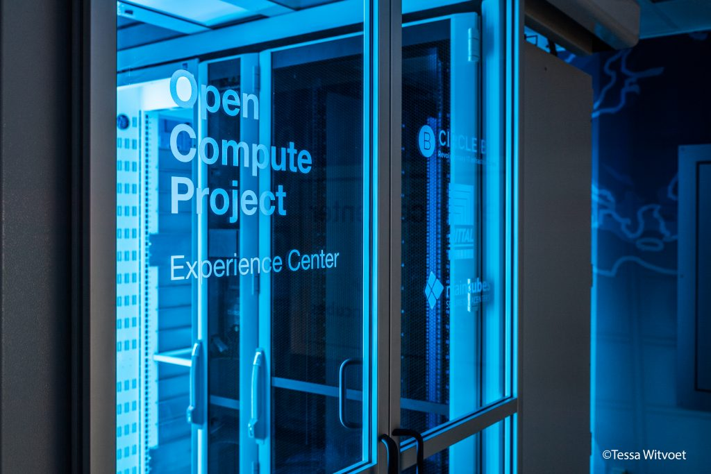 ocp experience center frontdoor