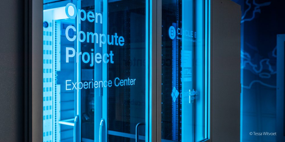 OCP Experience Center In Amsterdam: The Answer To The Climate Debate