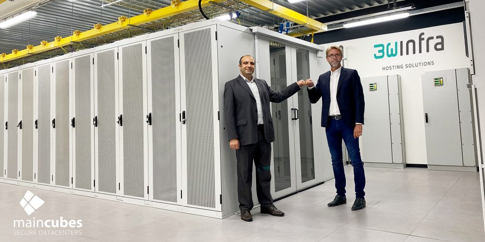 3W Infra Moves HQs To Maincubes Amsterdam AMS01 Data Center, Deploys Private Suite