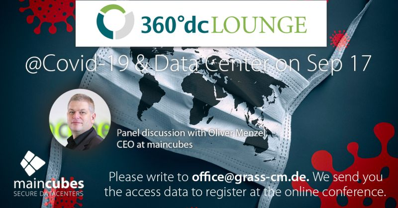 The 360°dcLounge 2020
